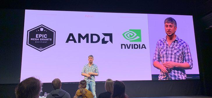 Blender Conference 2019, day 3