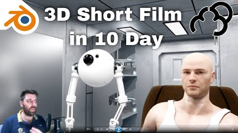 Making and Animated Short film in 10 Days - What I learnt - BlenderNation