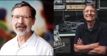 Ed Catmull and Pat Hanrahan