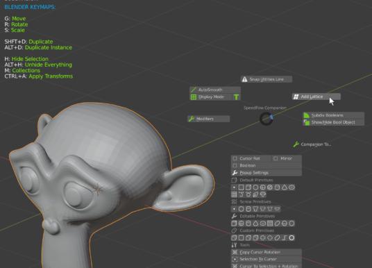 Blender add-on review — Speedflow [$]