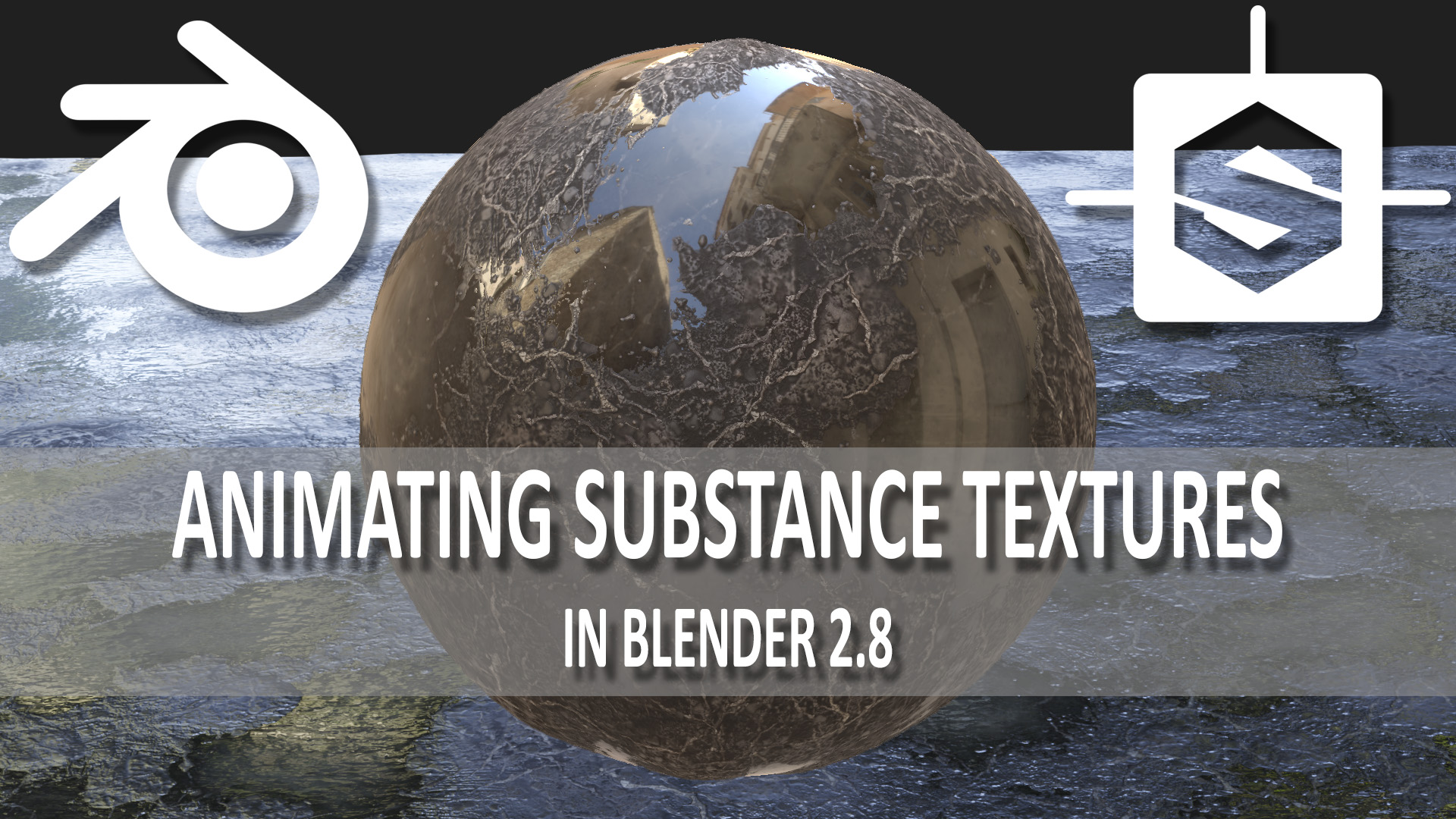 How to Animate Substance Textures in Blender