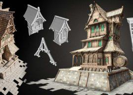 Art Spotlight: Wooden Tavern