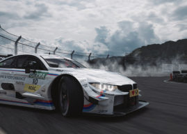 Behind the Scenes: BMW M4 DTM Full CGI