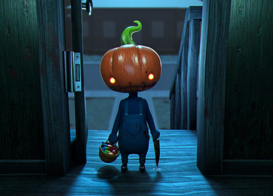 Behind the Scenes: Trick or Treat