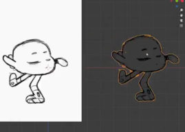 Trace Image Sequences are coming to Grease Pencil